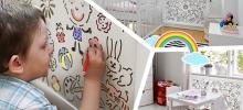 Декоративные экраны и короба BAMBINO для детской комнаты.